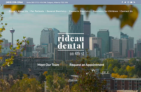 Rideau Dental on 4th St