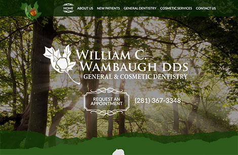 William C. Wambaugh, DDS