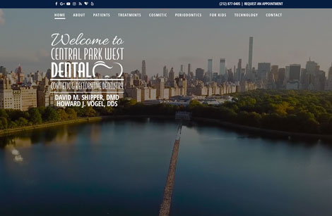 Central Park West Dental