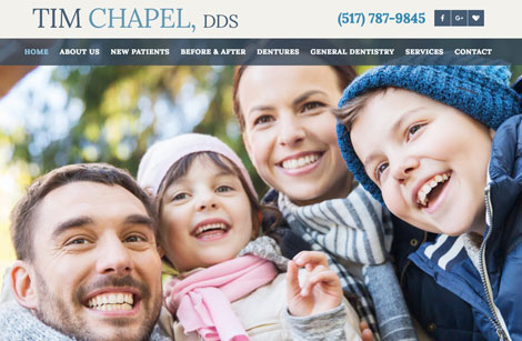 Tim Chapel, DDS