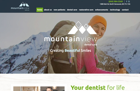 Mountain View Dental Care