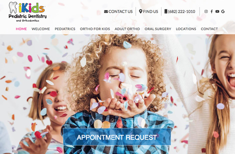 iKids Pediatric Dentistry and Orthodontics