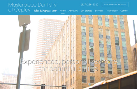 Masterpiece Dentistry at Copley
