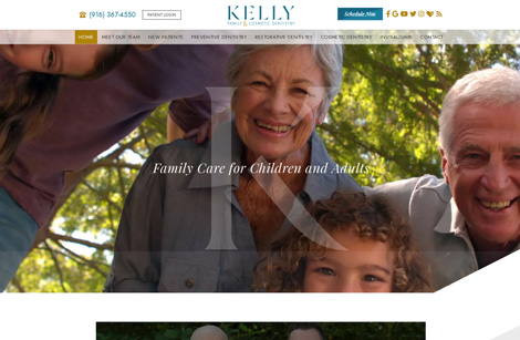 Kelly Family & Cosmetic Dentistry