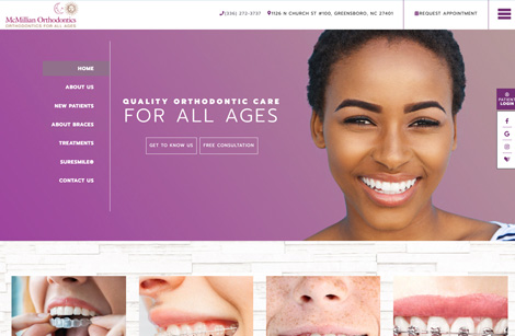 McMillian Orthodontics