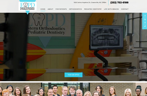 Eastern Orthodontics & Pediatric Dentistry