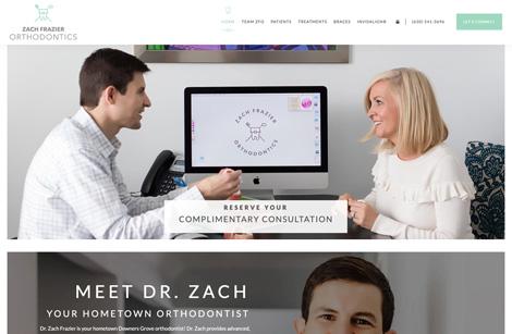 Zach Frazier Orthodontics