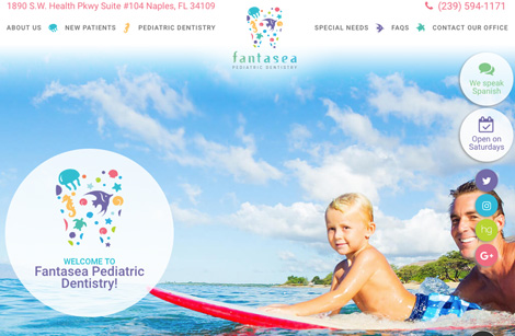 Fantasea Pediatric Dentistry