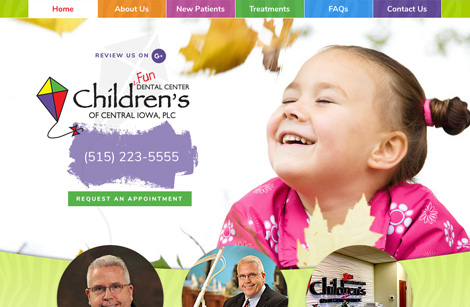 Children's Dental Center of Central Iowa