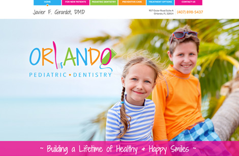 Orlando Pediatric Dentistry