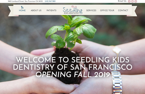 Seedling Kids Dentistry