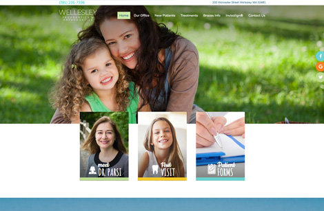 Wellesley Pedodontics & Orthodontics