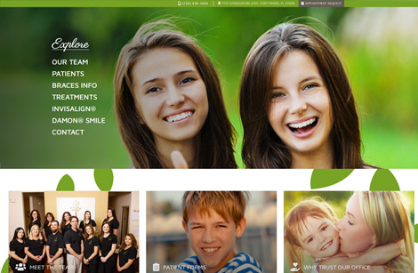 Lakes Park Children's Dentistry & Orthodontics