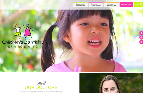 Children's Dentistry of Virginia