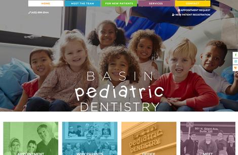 Basin Pediatric Dentistry