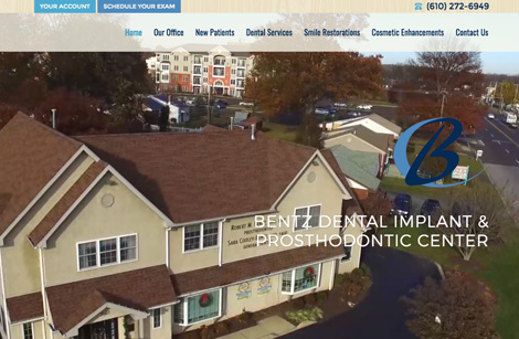 Bentz Dental Implant & Prosthodontic Center