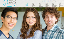 coxdentalcare.com