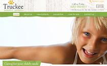 truckeepediatricdentistry.com