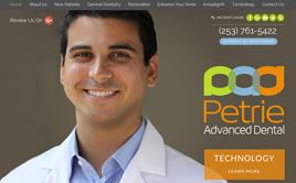 petrie-dental.com