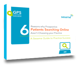 6 Reasons why Prospective Patients Searching Online Aren't Choosing your Practice