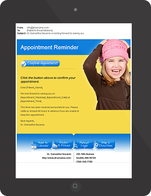 Automated Appointment Reminders and Communication