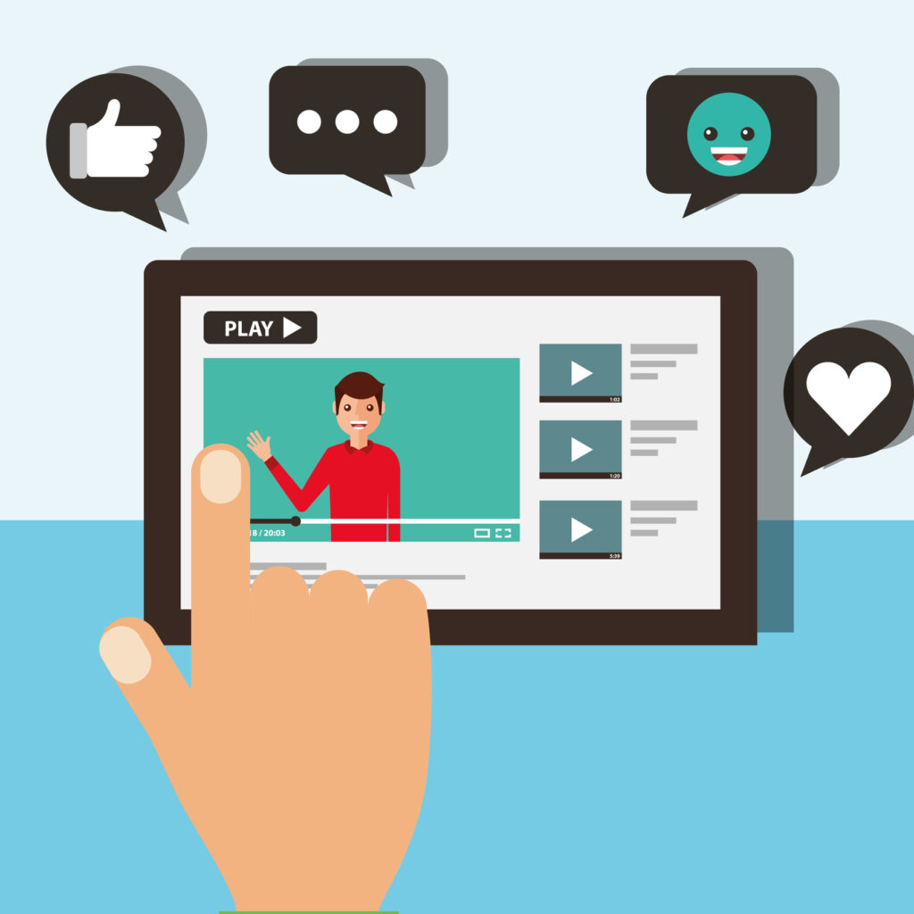 Using Video in Your Practice's Social Media Presence