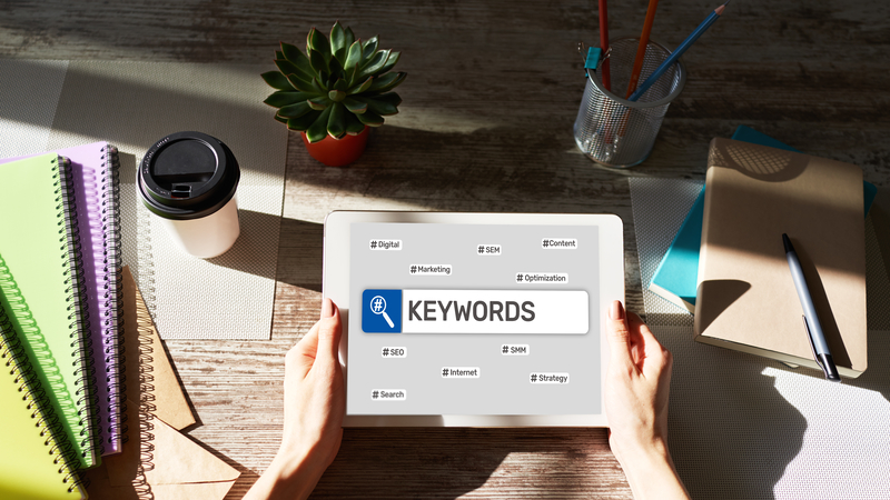 Using Long Tail Keywords To Attract Patients